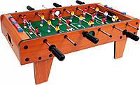 Настольная игра Футбол на штангах деревянный