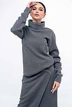 Женский трикотажный свитшот под горло (Лорена ri), фото 3