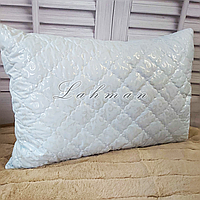 Подушка ОДА стеганная для сна 50х70 см.   ODA подушка на молнии со съемным чехлом