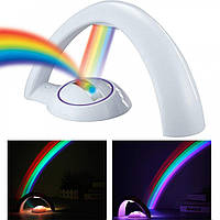 Ночник проектор радуга Lucky Rainbow (3270)