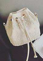 Женская сумка ажурная, фото 1