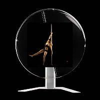 2019 3d голографический вентилятор с кожухом (holographic display) 384