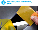 Гидрогель пленка для Xiaomi Redmi 8\ Note 8\8T   Новинка ! Полиуретановая пленка Гидрогелевая пленка, фото 6
