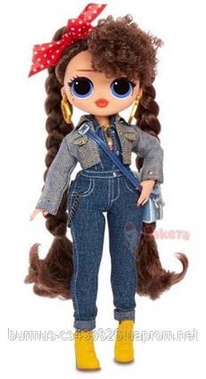 Кукла Lol OMG Fashion Doll Busy BB