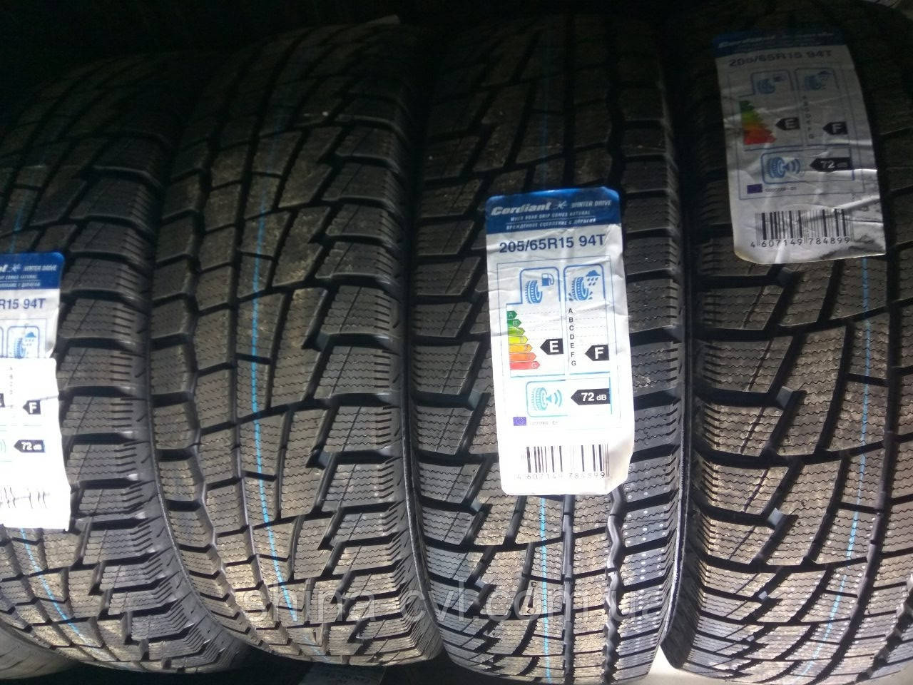 Зимові шини Cordiant Winter Drive 205/65 R15