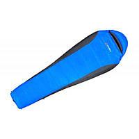 Спальный мешок Terra Incognita Siesta 300 (R) (синий/серый) (4823081501633)