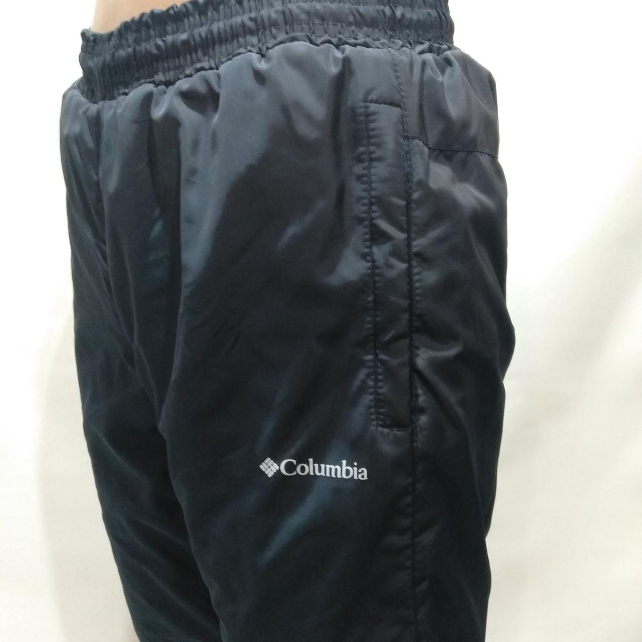 Мужские теплые на флисе штаны Columbia реплика