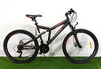 Горный двухподвесный велосипед Azimut Dinamic 26 D ( 18,5 рама)