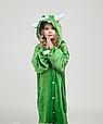 ✅ Дитяча піжама Кигуруми Майк Вазовський 130 (на ріст 128-138см), фото 3