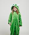 ✅ Дитяча піжама Кигуруми Майк Вазовський 130 (на ріст 128-138см), фото 8