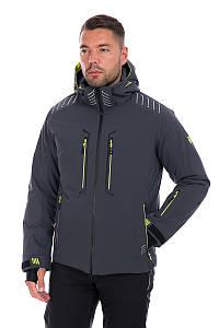 Чоловіча гірськолижна Куртка WHS ROMA Сірий 3XL