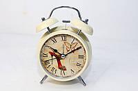 Оригинальный кварцвевый будильник Туфелька, настольные интерьерные часы с подсветкой