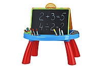 Обучающий детский стол Same Toy My синий (8805Ut)