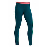Термоштаны Icebreaker BF 200 Oasis Leggings WMN night/grapefruit L (100 521 403 L), фото 1
