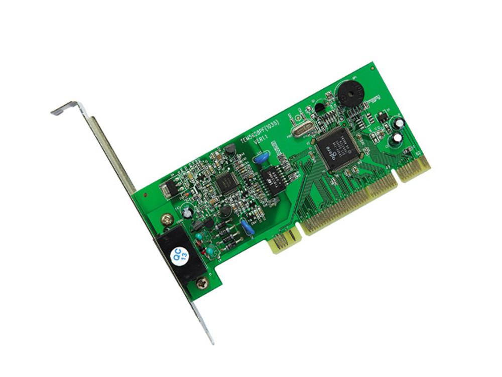 PCI плата модема fax 56K