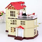 Домик флоксовые животные Happy Family 012-10, фото 3