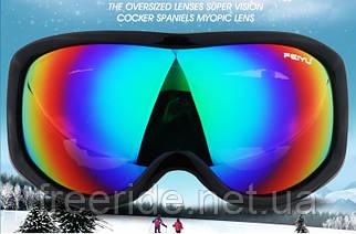 Горнолыжная маска FEIUY (071) очки для сноуборда