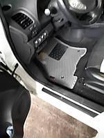Автомобильные коврики EVA на NISSAN LEAF (2010-2017)