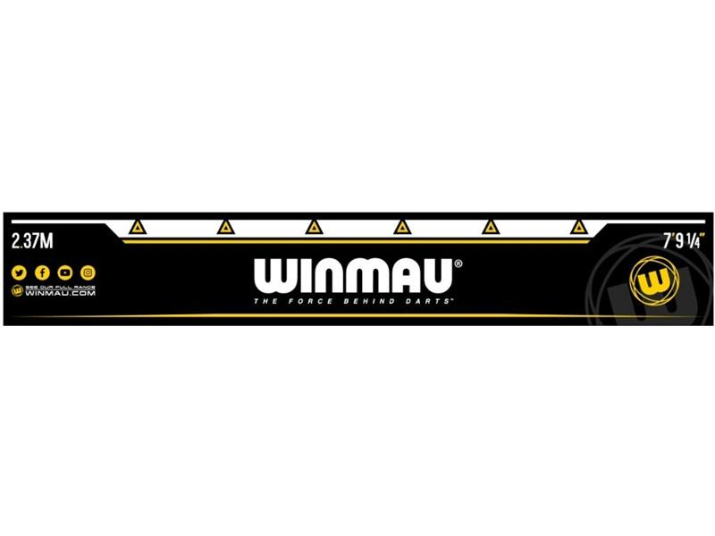 Линия для броска ( наклейка на пол) Winmau