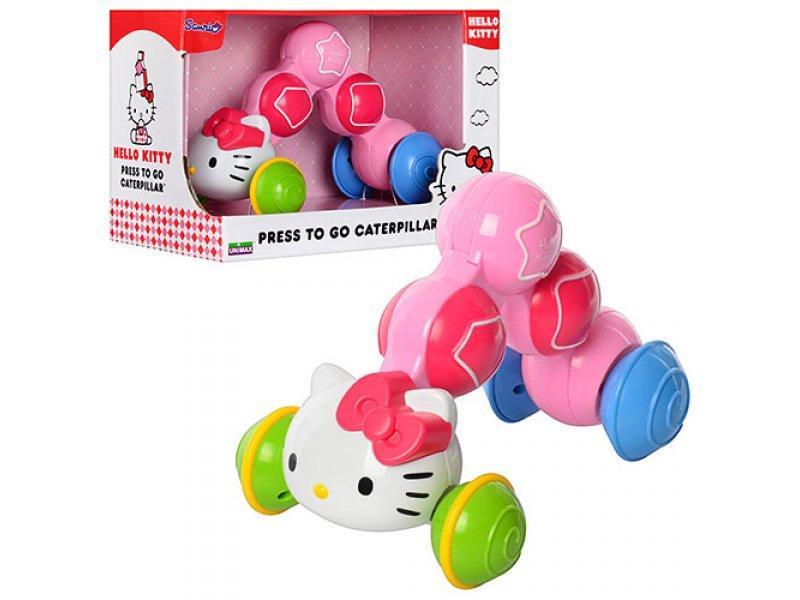 Игрушка заводная Гусеница Hello Kitty Unimax 65038