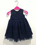 Нарядное платье  для маленькой девочки тм Baby Angel р-ры 74,80, фото 2