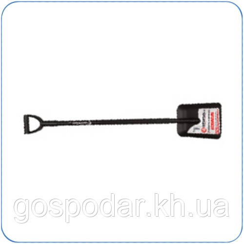 Лопата совкова металева ручка 224х317х1200 мм FT-2012 Intertool