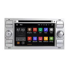 Штатная магнитола FORD Kuga S-max C-max Fusion Fiesta,Transit DVD GPS USB ANDR