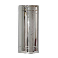 Труба дымоходная 0,5м нерж/нерж ø220/280мм