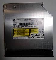 399 Привод DVD-RW Hitachi-LG GT90N SATA для ноутбуков