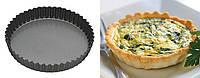 Форма кондитерская для выпечки Тартов порционная №2