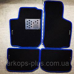 Автомобильные коврики EVA на Fiat