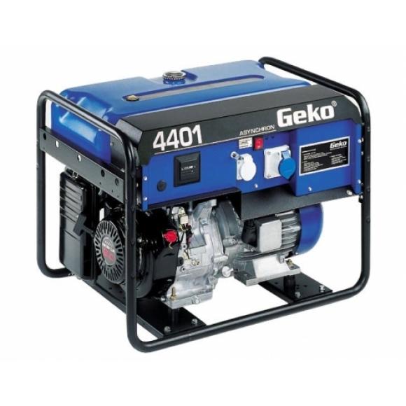 Однофазный бензиновый генератор Geko 4401 E-AA HEBA (3,8 кВт)