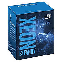 Процессор серверный INTEL Xeon E3-1275V6 4C/8T/3.80GHz/8MB/FCLGA1151/BOX (BX80677E31275V6)