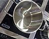 Кастрюля индукционная низкая 8 л 28х13см Berg, фото 2