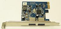 Контроллер PCI 2USB V3.0