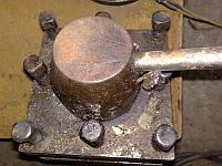 Резцедержатель с токарного 16К20