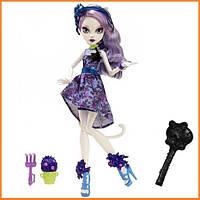 Кукла Monster High Катрин Де Мяу (Catrine DeMew) из серии Gloom and Bloom Монстр Хай