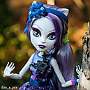 Кукла Monster High Катрин Де Мяу (Catrine DeMew) из серии Gloom and Bloom Монстр Хай, фото 6