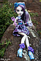 Кукла Monster High Катрин Де Мяу (Catrine DeMew) из серии Gloom and Bloom Монстр Хай, фото 7