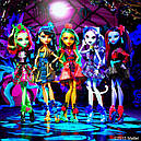 Кукла Monster High Катрин Де Мяу (Catrine DeMew) из серии Gloom and Bloom Монстр Хай, фото 9