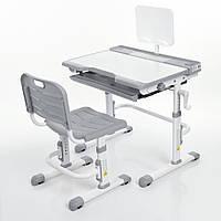 Многофункциональная парта Bambi M 3111(2)-11 | Регулируемые: высота парты и сиденья, угол наклона столешницы