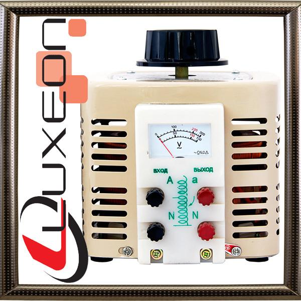 Лабораторный автотрансформатор LUXEON 3000 VA
