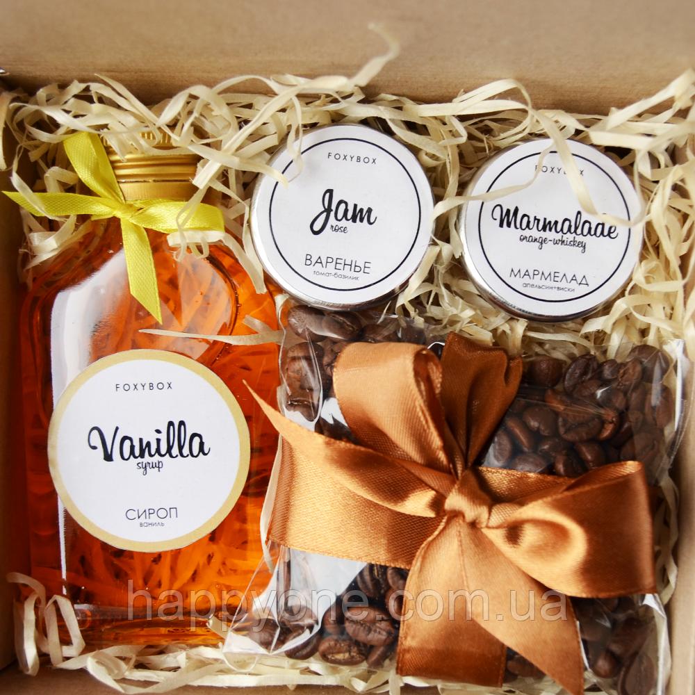 Подарочный набор SweetBox Vanilla