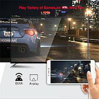 Налаштована TV приставка H96 4/32 ГБ MAX (Смарт тв приставки на андроїд, TV Box x96 mini), фото 3
