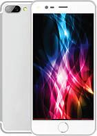 Сенсорный мобильный телефон (смартфон) M-Horse i7 Plus (5.5) Silver