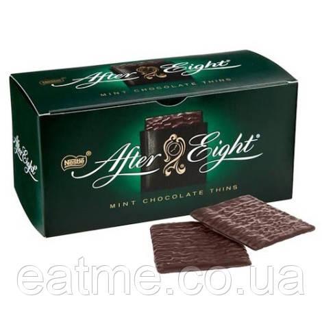 After Eight Индивидуально упакованные стики из чёрного шоколада с мятной начинкой