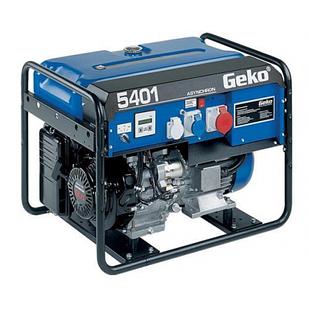 ⚡Geko 5401 ED-AA HEBA (4 кВт)