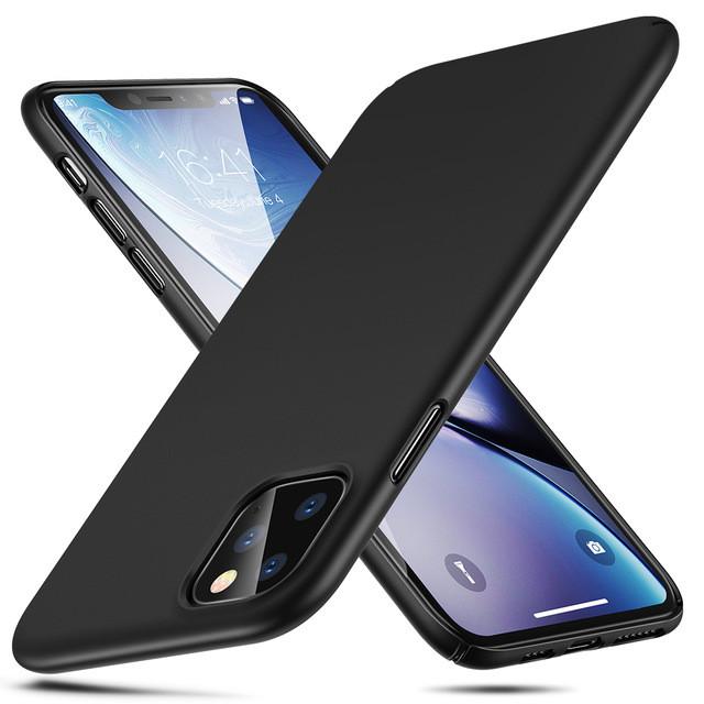 НОВИНКА 2020. Современный оригинальный чехол на iPhone 11 Pro Max Black