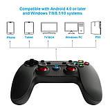 Джойстик геймпад проводной XiaoJi GameSir G3w для Android/PC/PS3 Black, фото 7