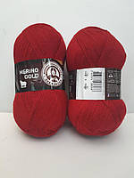 Merino Gold - 34 темно-красный